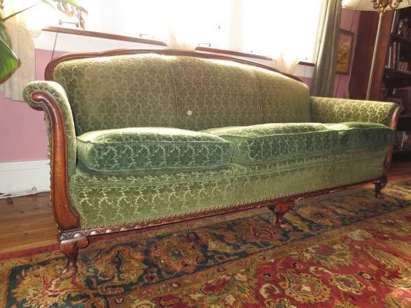 image 3 | Green sofa, Love seat, Sofa