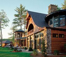 Inspiring picture dream house, home, house, luxury. Resolution: 500x357 px. Find the picture to your taste!