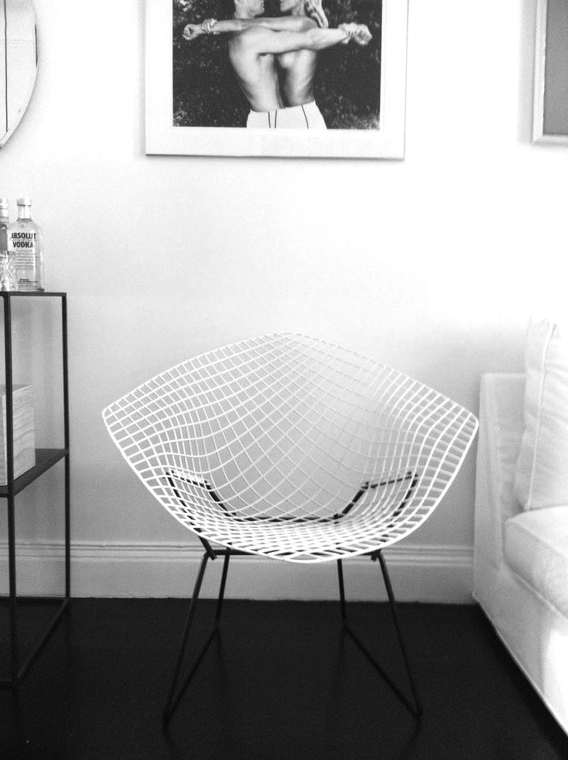 Diamond Chair Love The Two Tome Wire This Would Be