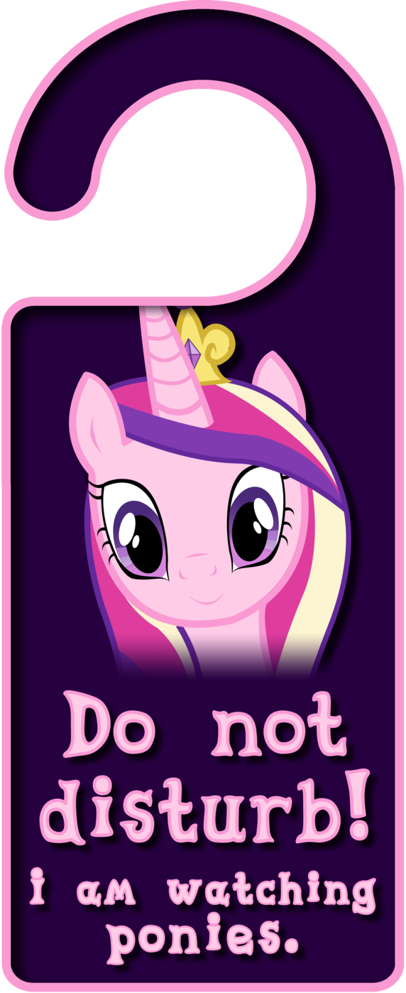 Princess cadence door knob hanger by thorinair mnx pinterest
