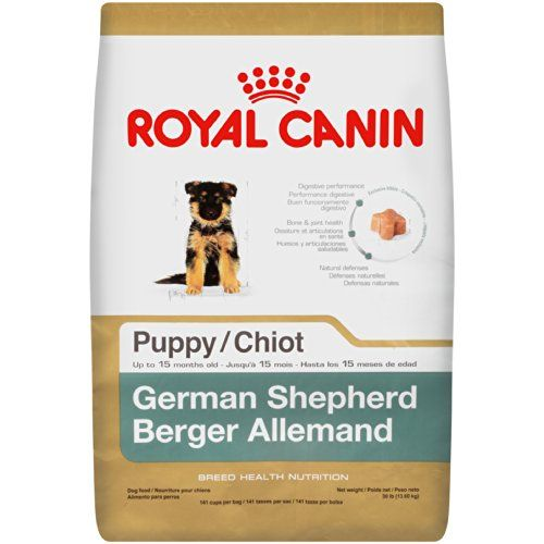 Royal Canin Dry Dog Food German Shepherd Puppy 30 Formula 30