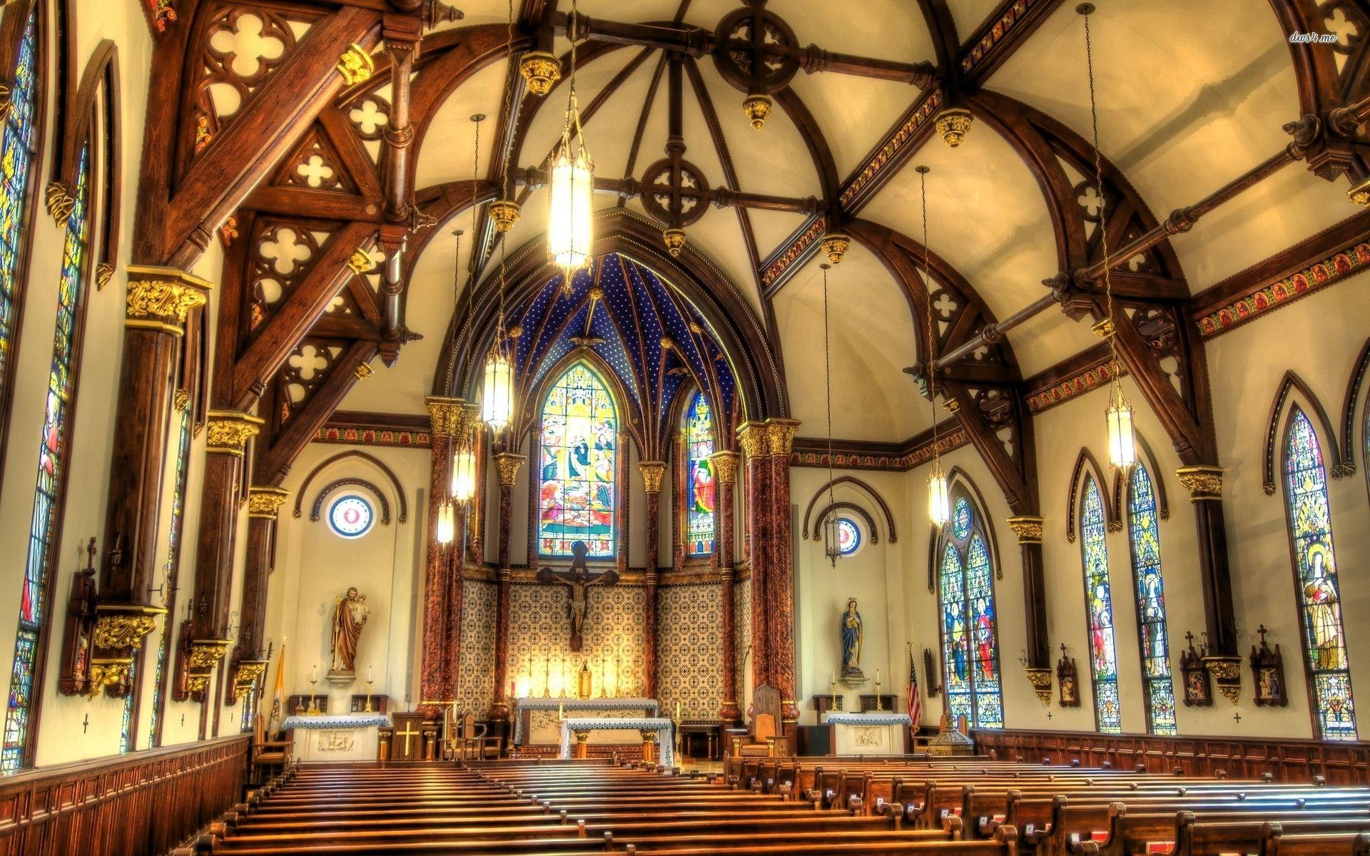 Inside Mel Gibson's Church | PEOPLE.com