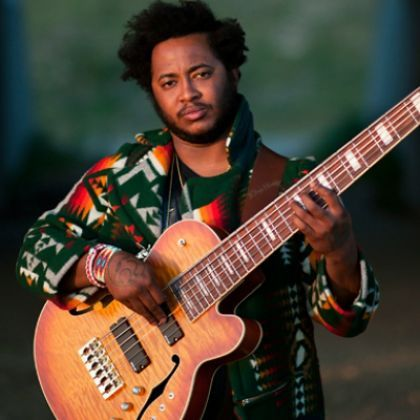 "Stephen ""Thundercat"" Bruner, the bass god, is hands down one of the most impressive, talented, weirdest, skillful musicians on earth, and possibly in other parallel universes as well. - Anthony Dean-Harris"