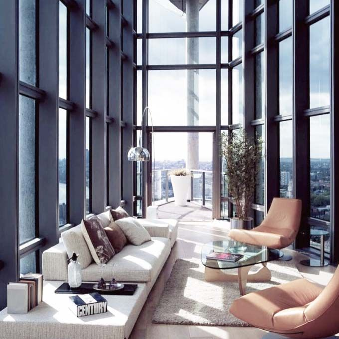 Stylish Living Urban Apartment City Suites Luxury Life