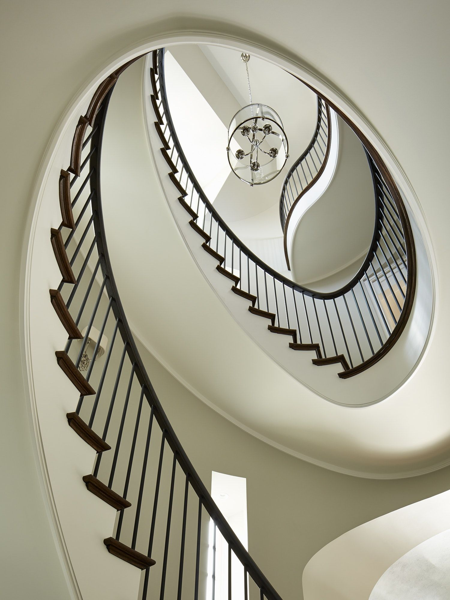 Best Traditional Georgian Staircase In 2019 Architecture 640 x 480