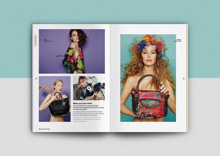 60% Freigabe High Fashion neu authentisch The Best Catalogue Designs - Get Inspired Now | Lookbook ...