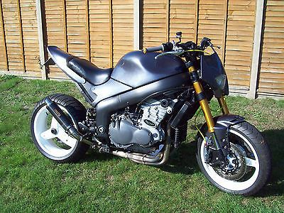 Cool 2000 Triumph Sprint Rs 955I Streetfighter One Off Bike 99 Cjindustries Chair Design For Home Cjindustriesco