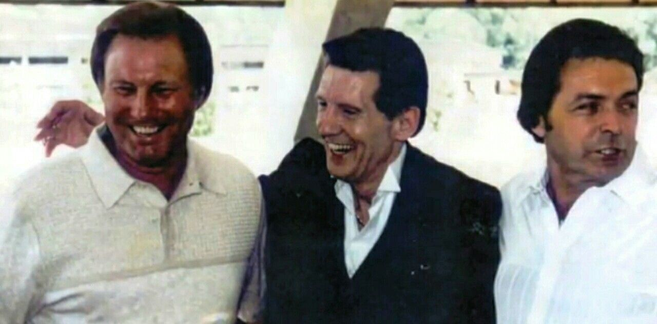 Ferriday Cousins: Jimmy Swaggart, Jerry Lee Lewis, and