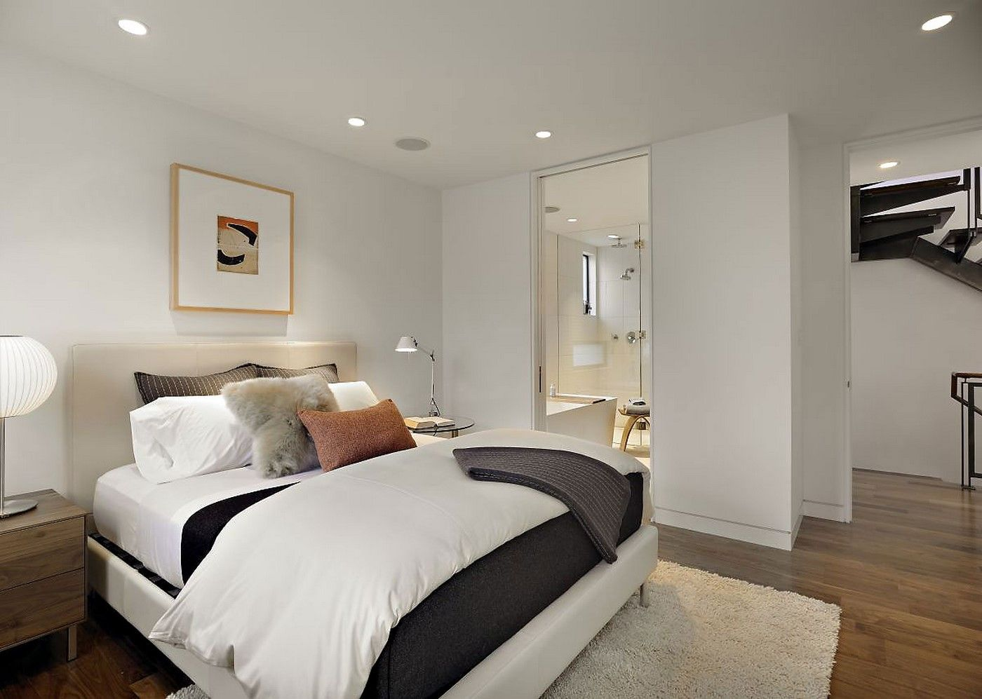 Modern and cool Superb Bedroom Layout With Comfy Master Bedrooms ...