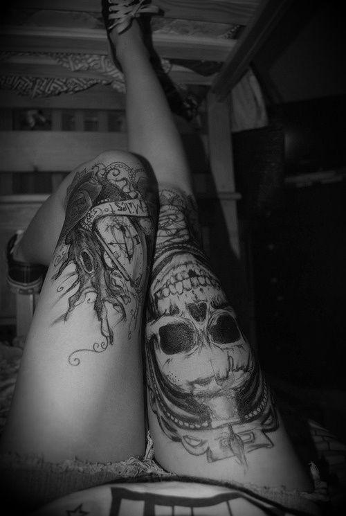 Se Me Pela El Tatuaje