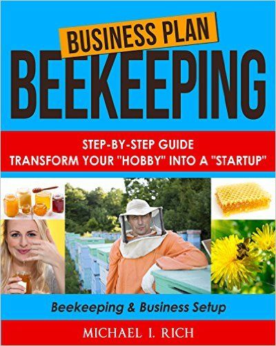 AmazonCom Business Plan Beekeeping  StepByStep Guide