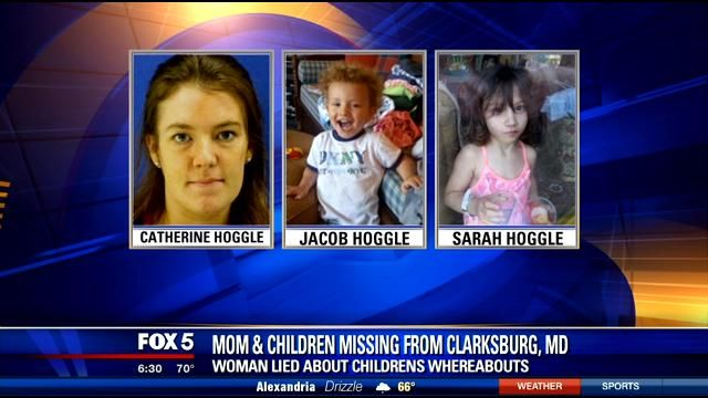 Police search for mother who went missing with her 2 young child - DC News FOX 5 DC WTTG