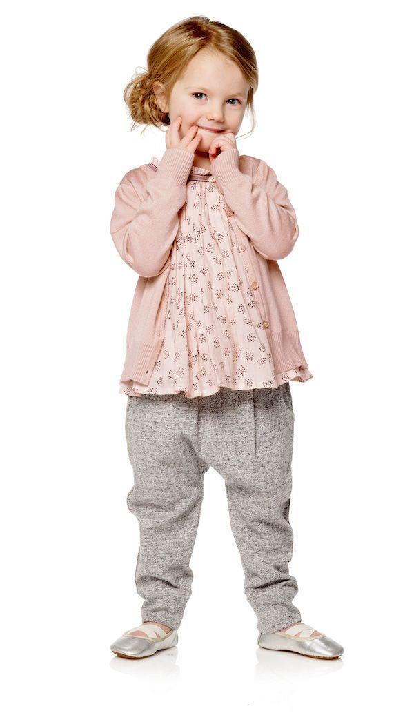Pomp de Lux SS14, una colección de moda infantil muy completa http://www.minimoda.es