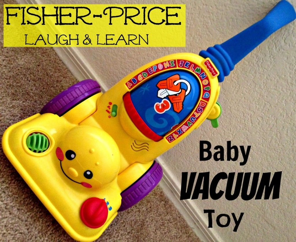 Fisher Price Baby Vacuum Toy Toddler Girl Gifts Best