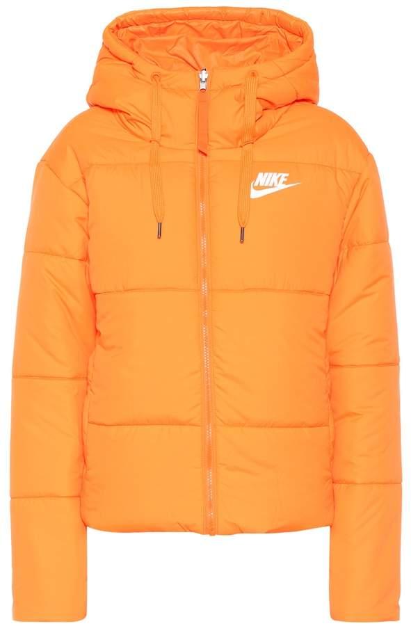 nike puffer coat womens