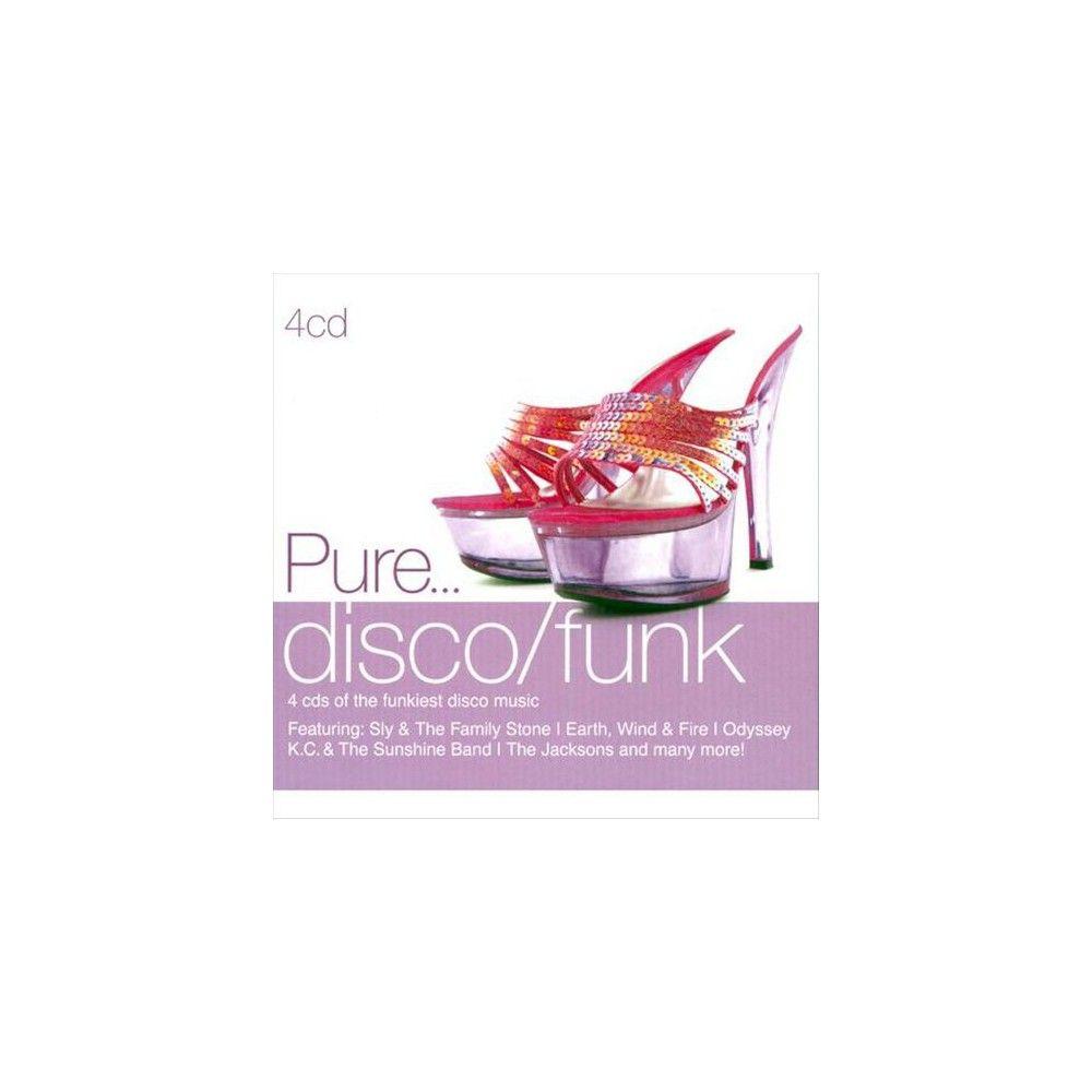 Various Artists - Pure... Disco/Funk (CD)
