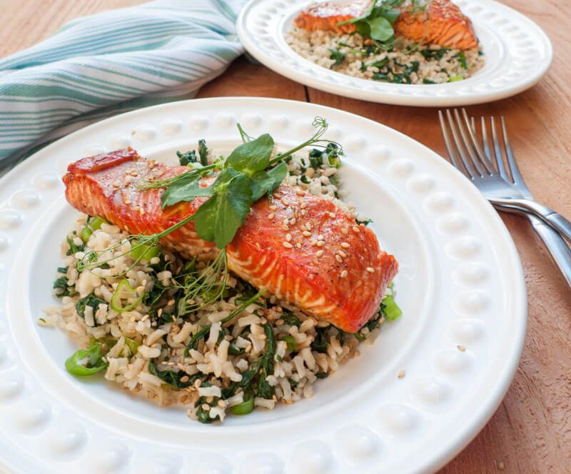 21 Low-FODMAP Valentine's Day Recipes   Marinated salmon ...