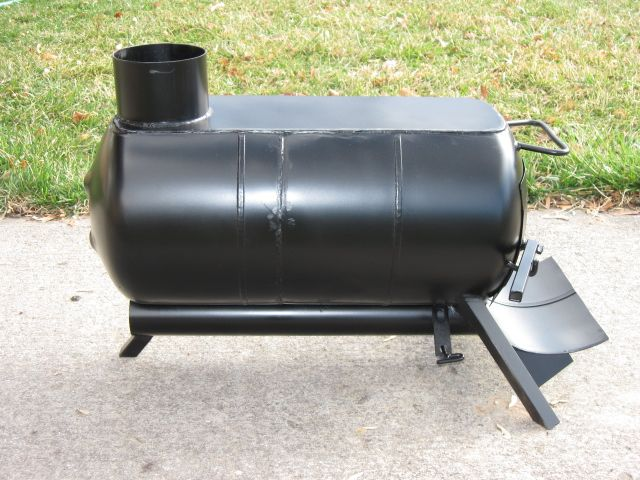 Wooden Gas Tank ~ Homemade wood stove buscar con google asadores