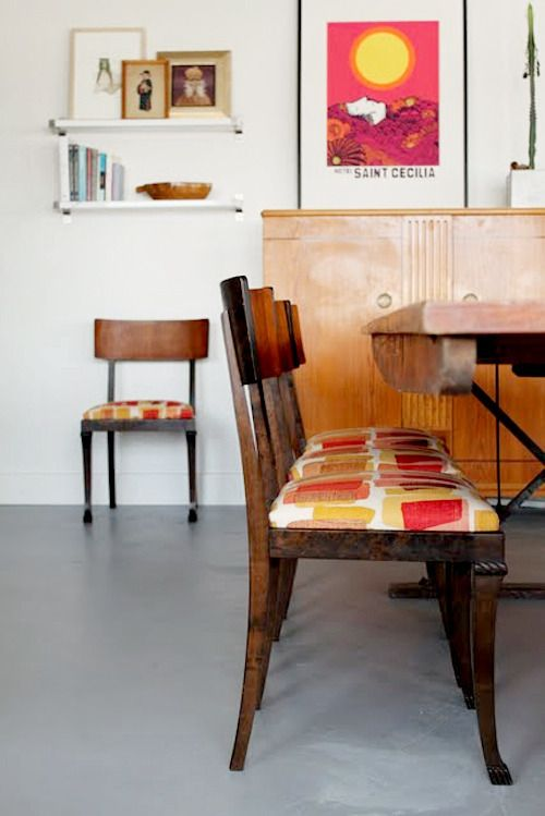 Tips For Adding Textiles To Your Home + A List of Online Fabric