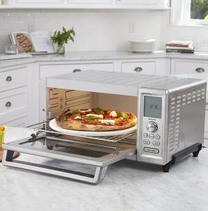 Toaster Ovens Are The Handy Kitchen Appliances That We All Use Daily These Units Are Compact Alternati In 2020 Toaster Oven Cuisinart Toaster Convection Toaster Oven