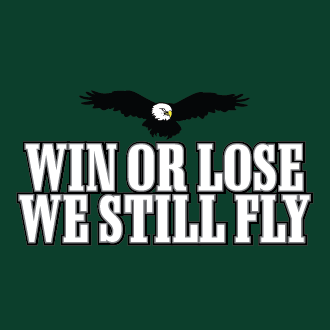 Win or Lose, We Still Fly\