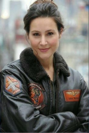 Lea Gabrielle      A 1997 Naval Academy graduate with a bachelor of science in mechanical engineering.     She is a qualified instrument rated commercial pilot.     After serving in the Navy for 12 years, including a stint in Afghanistan, she attended the New York Film Academy to receive a digital journalism certificate.     Was at the forefront for reporting on the lifting of the ban on women in combat.