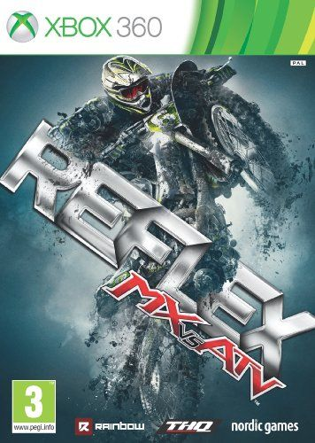 Mx Vs Atv Reflex Xbox 360 Read More At The Image Link Note It Is Affiliate Link To Amazon Commentlike Nordic Games Video Games Xbox