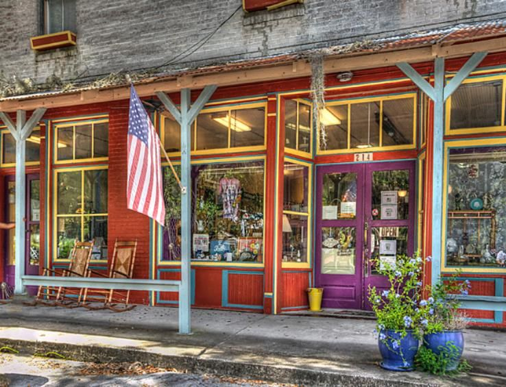 The Tiny Historical Town In Florida That Survived Against All Odds