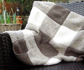 Free knitting pattern for Blanket squares. Knitting for ...