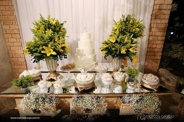Casamento no Spazio Villa Regia | Espaço Flor de Pimenta Buffet Valparaíso de Goiás