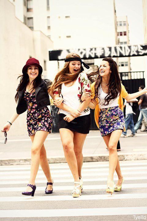 Beautiful Fashion Friends Gabi Lopes Girls Fashion Beautiful Fashion Girl