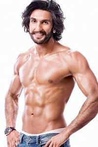 Image result for ranveer singh body