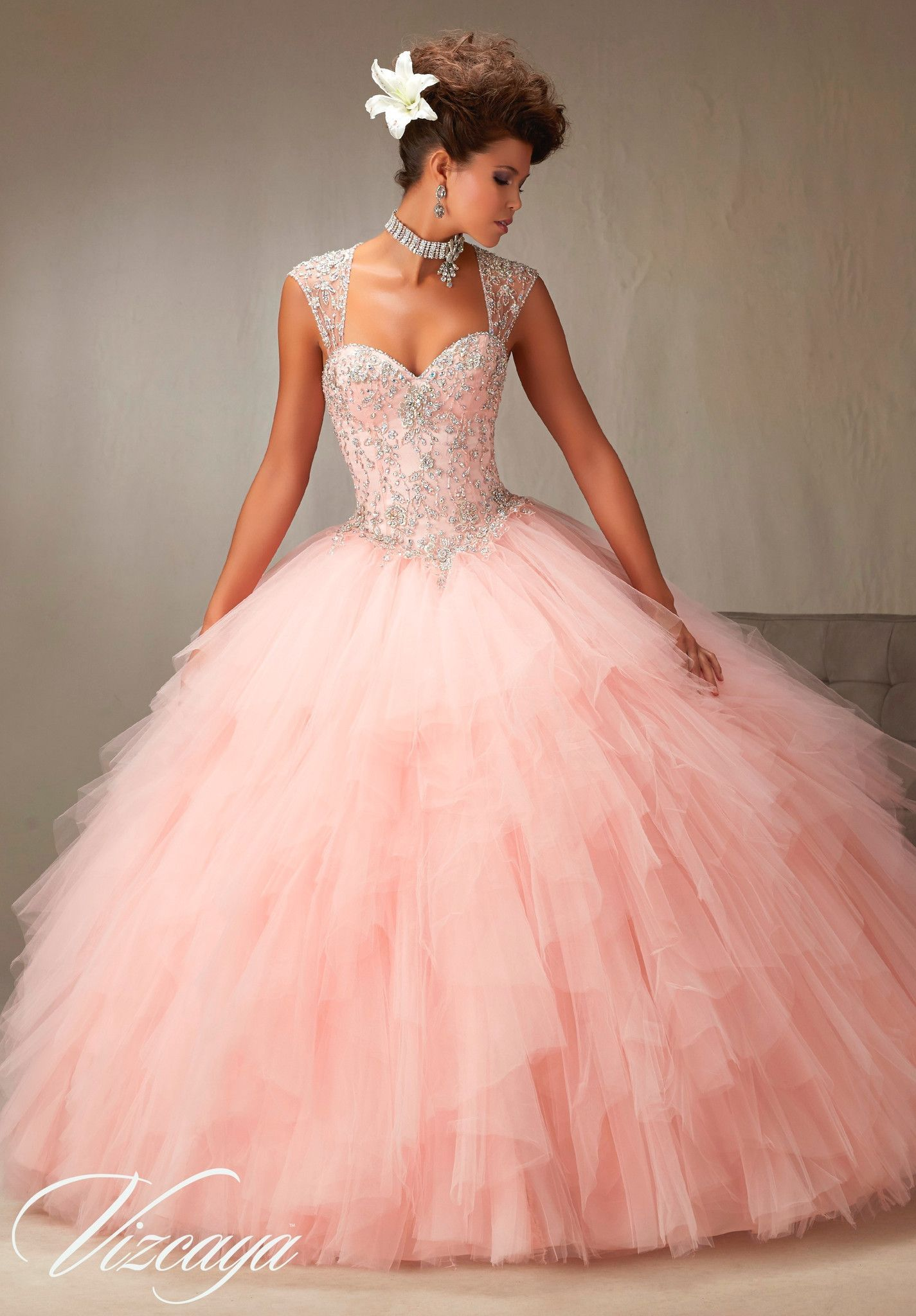 Mori Lee Quinceanera Dress Style 89066 | 15 vestidos | Pinterest ...