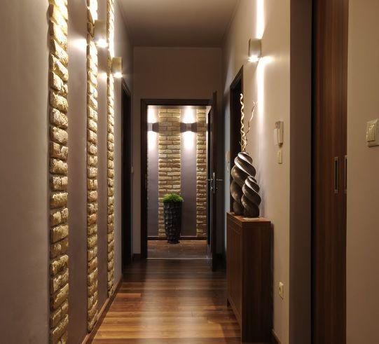 como-decorar-las-paredes-de-los-pasillosjpg 541×491 píxeles - decoracion pasillos