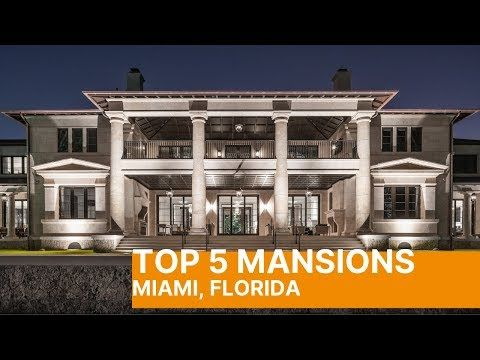 Photo of THE DEFINITIVE TOP 5 MANSIONS IN MIAMI FLORIDA – MUST SEE!!!