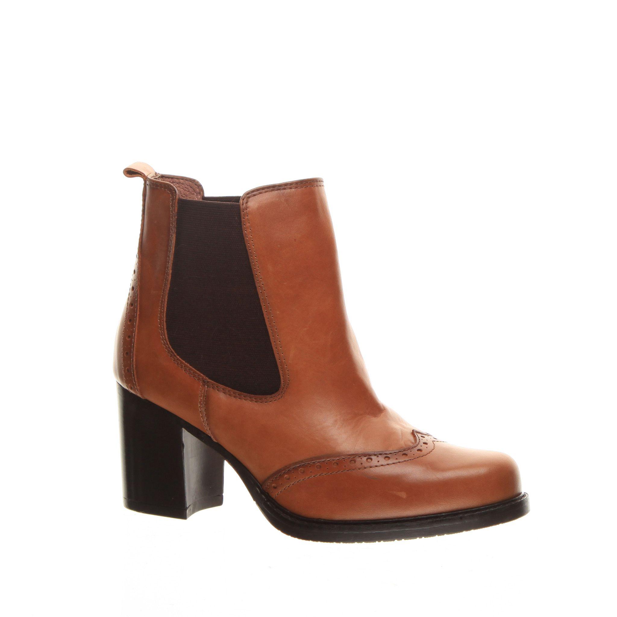 ae355fbce Gadea Oxford Ankle Boot Boston Cuero from ELLA Shoes Vancouver ...
