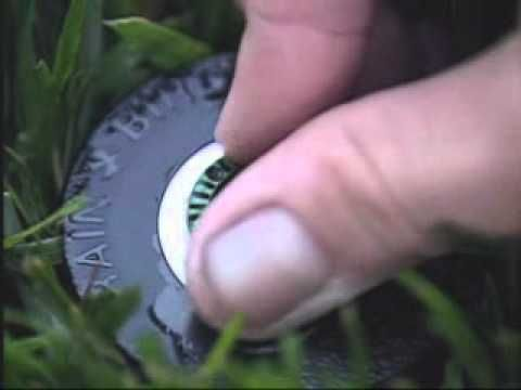 Video How To Remove And Clean The Filter Screen For Rain Bird Rotary Nozzles Rain Bird Sprinkler Repair Nozzles