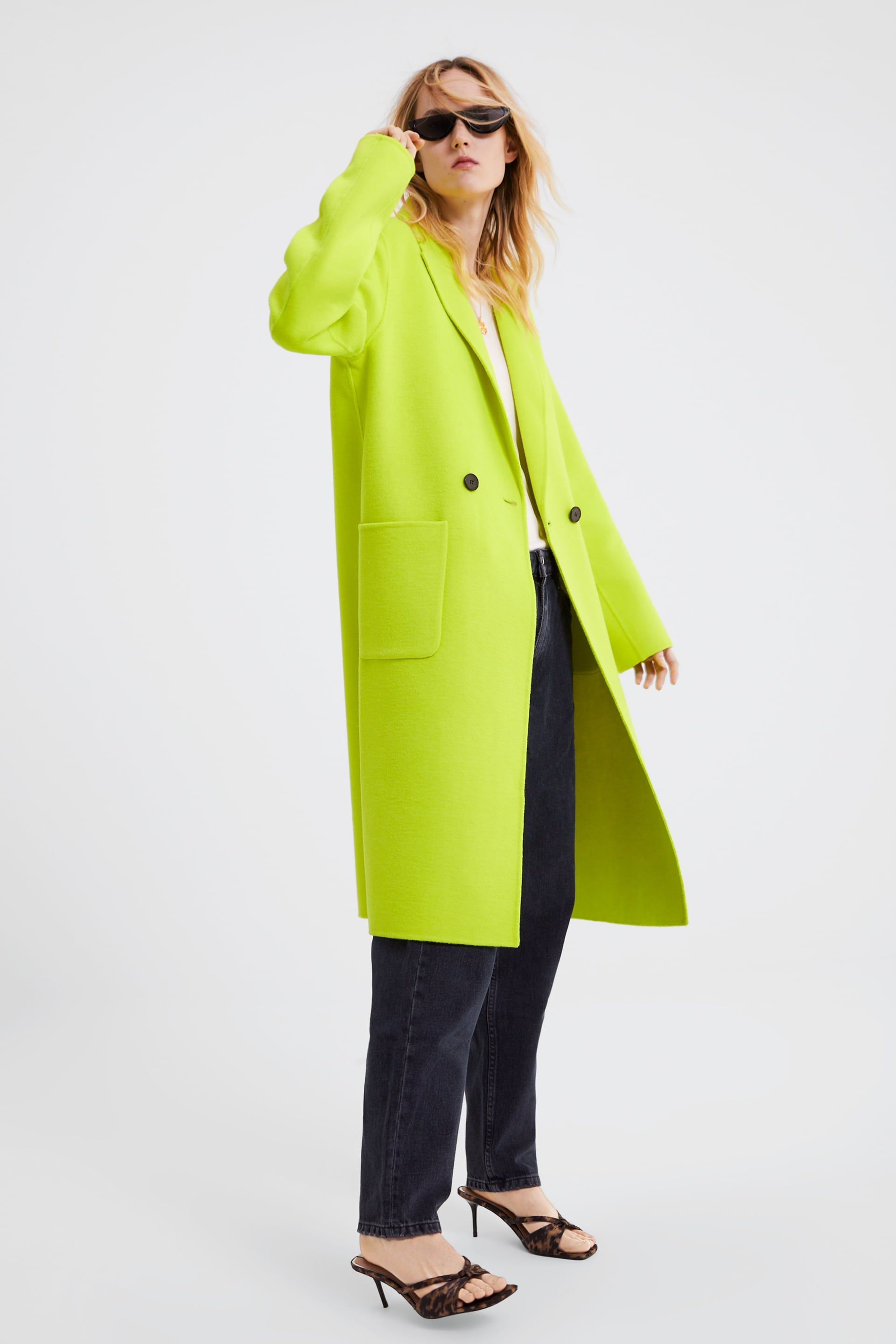 Women's Coats | ZARA United States | Coat, Zara, Outerwear women