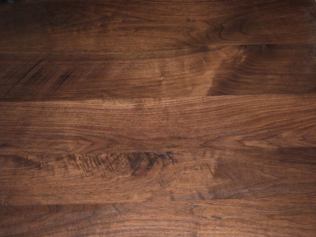 Wooden table background pattern - Rustic Black Walnut Table Top Detail