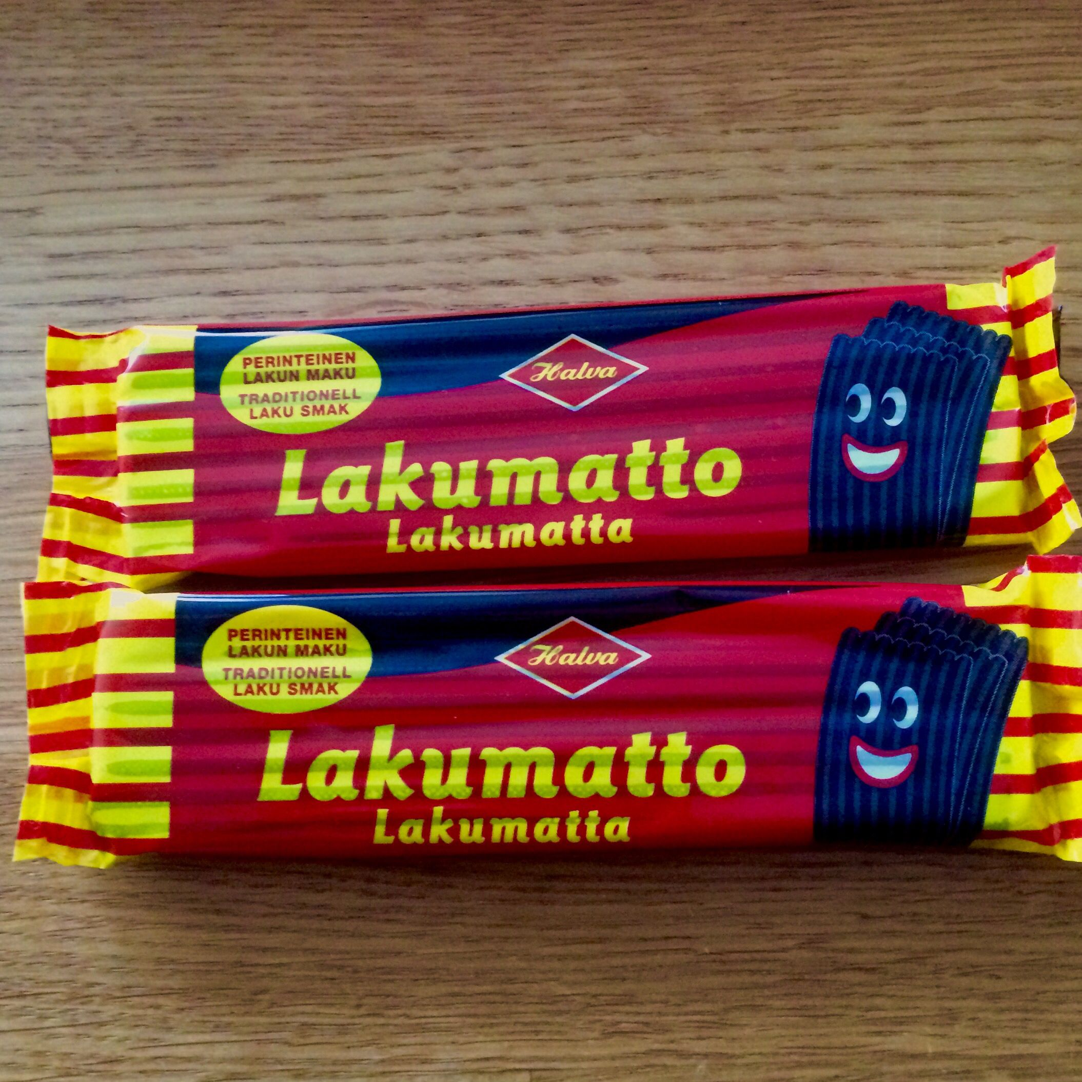 Halva Lakumatto Perinteinen Sweet Meat Halva Candy Bar