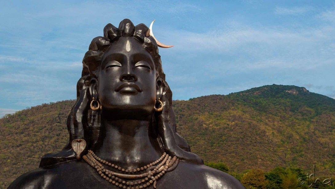 Adiyogi Shiva Statue Rainforest Photography Shiva Meditation Shiva Statue