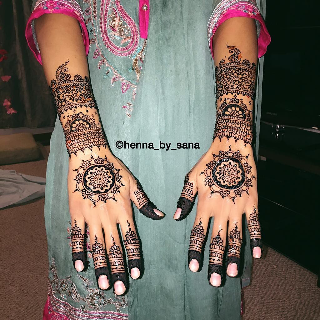 Congrats To Maryam Nk On Her Nikkah Today Ma Henna Mehndi