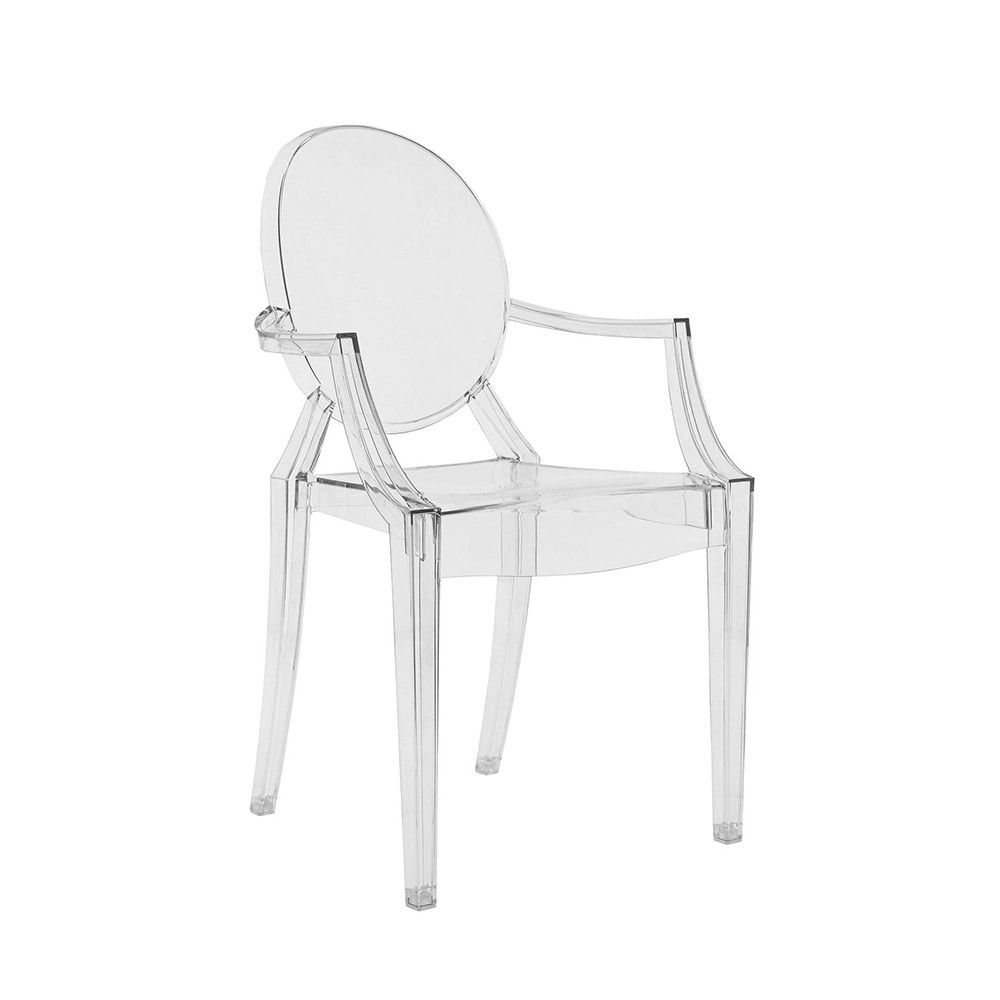 Buy Kartell Louis Ghost Armchair Crystal Ghost Chairs Home