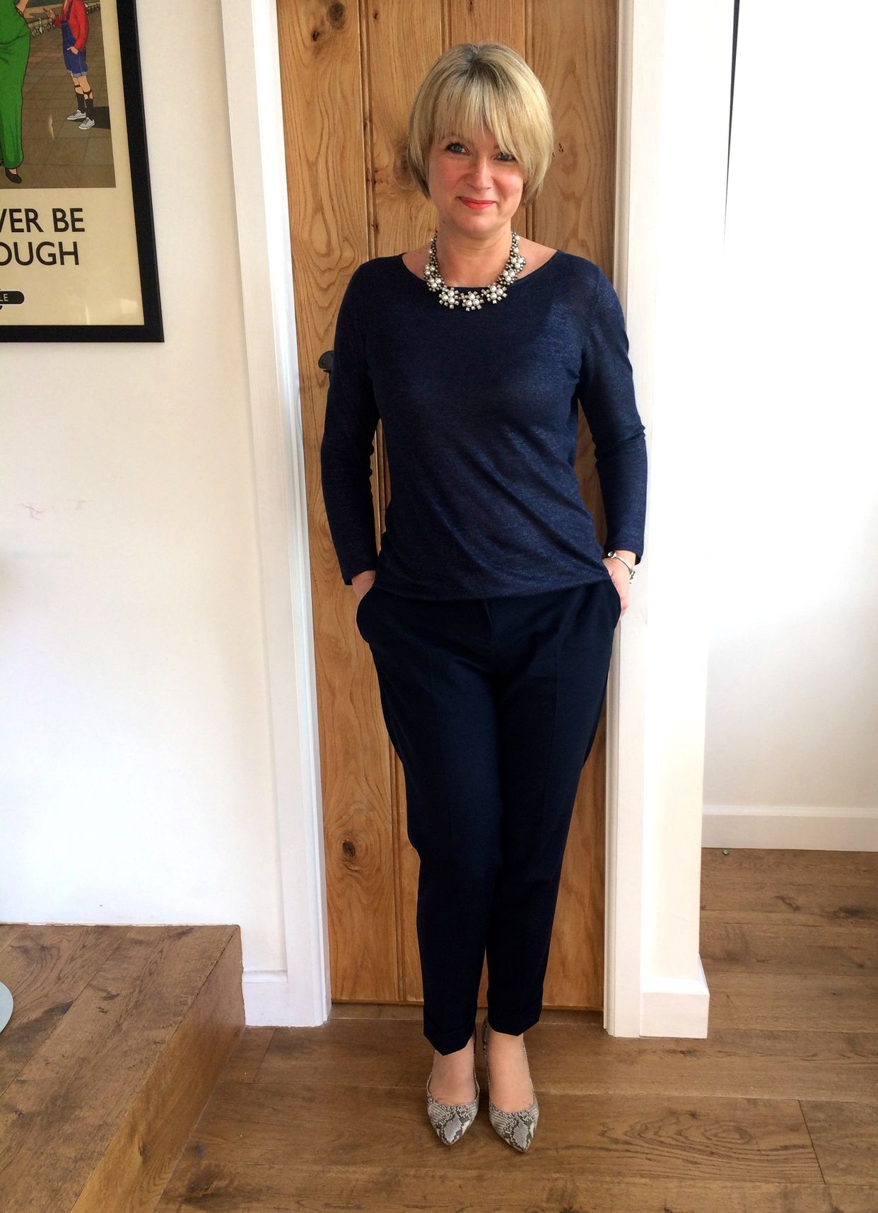 New Spring fashion for women over 40