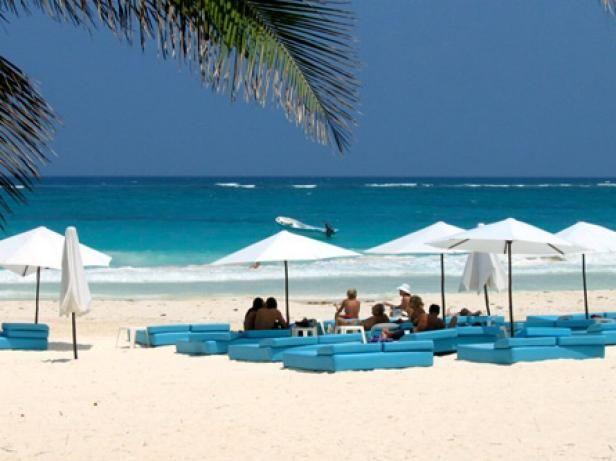 Nudist beach cancun quite