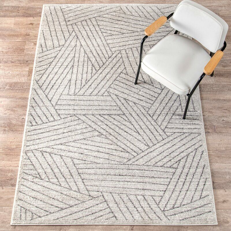 Cloutier Abstract Gray Area Rug Reviews Allmodern In 2021 Grey Area Rug Area Rugs Rugs