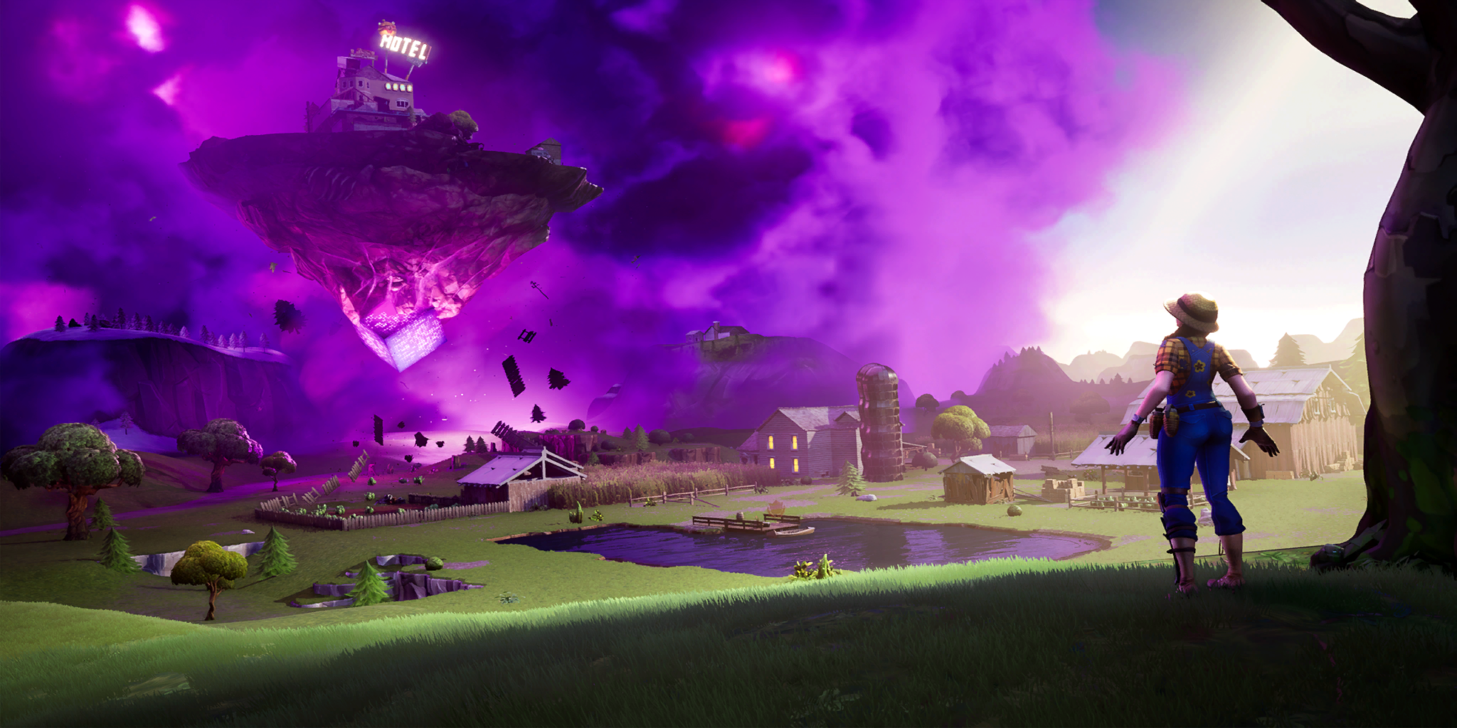 Fortnite Season X The Return Mission Limited Time In 2019