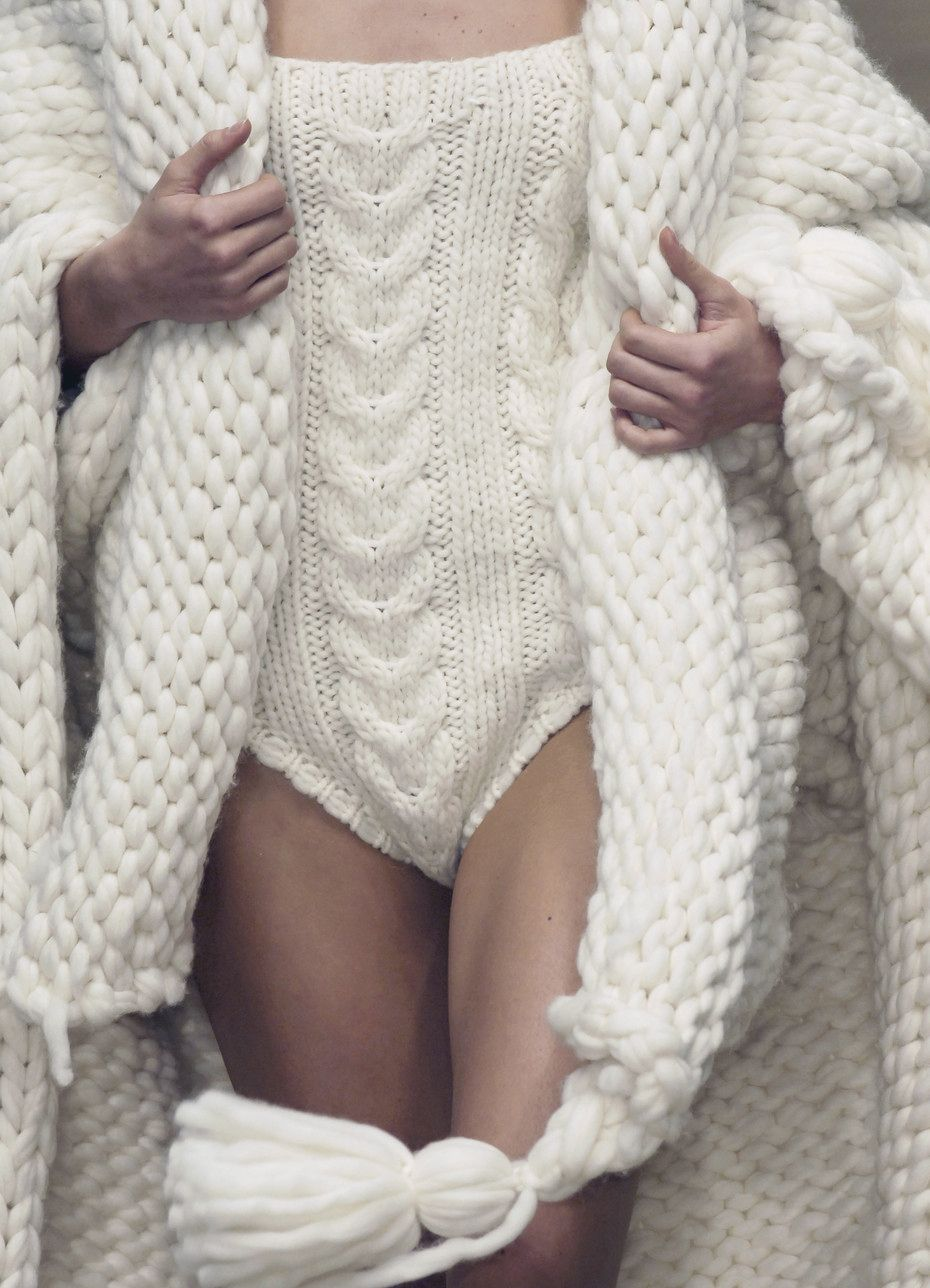 Knitted..warm