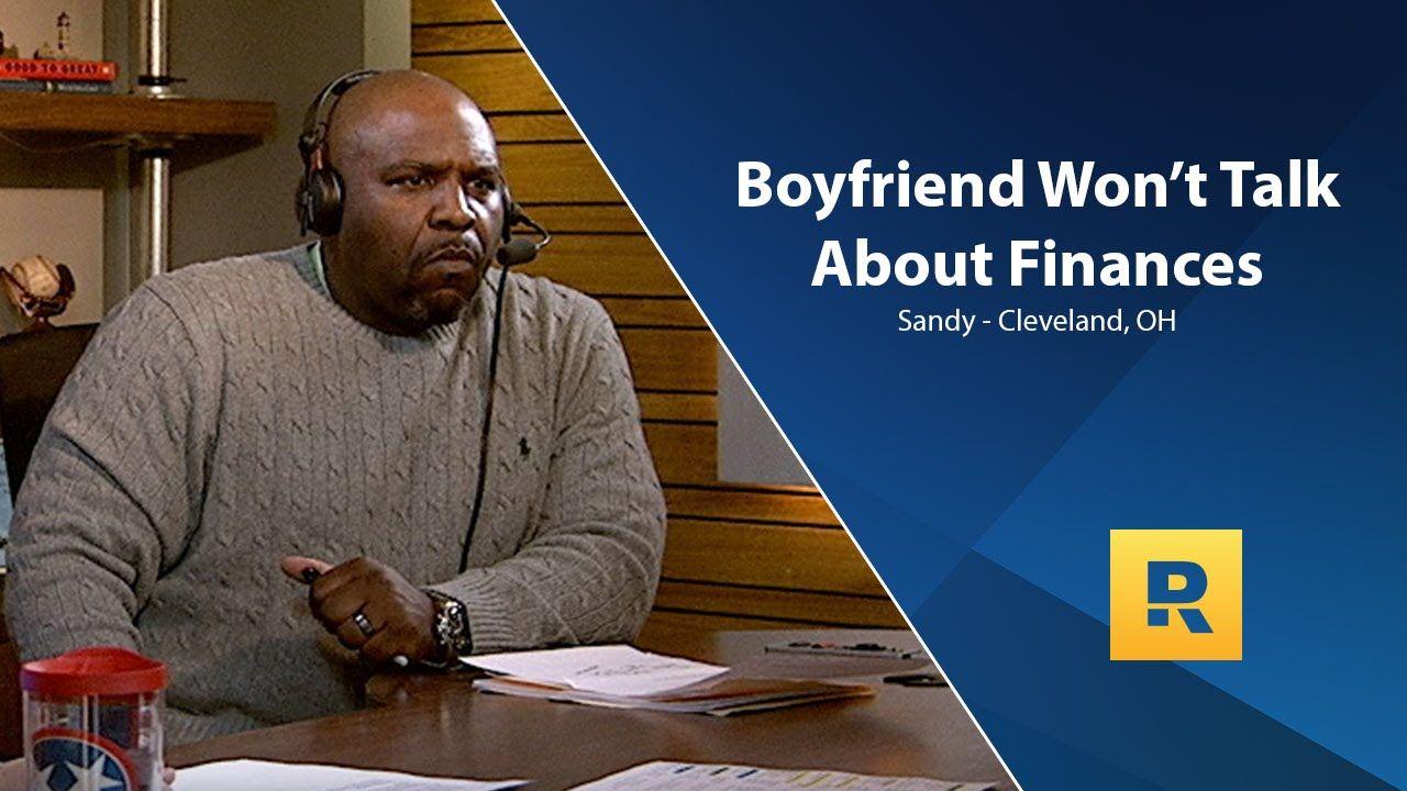 Boyfriend wont tell me about his finances finance