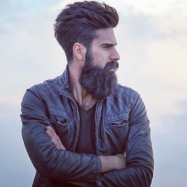 32 good looking men with good looking beards beardstyle hair beard styles beard styles et. Black Bedroom Furniture Sets. Home Design Ideas